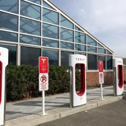 Tesla Supercharger Ev Charging Stations 1620 Canyon Rd