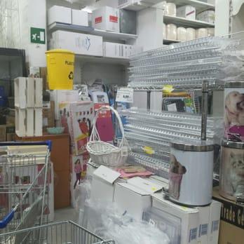 Cossuto iperalfa grandi magazzini via lucio papirio for Grandi magazzini mobili