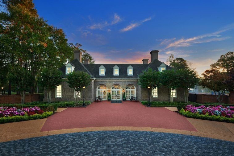 Marriott's Manor Club at Ford's Colony - Williamsburg