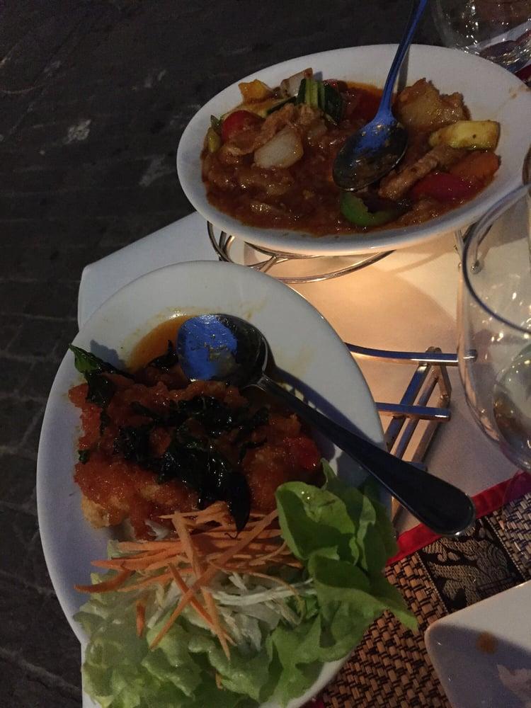Thai restaurant piman cucina thailandese herrengasse for 22 thai cuisine yelp