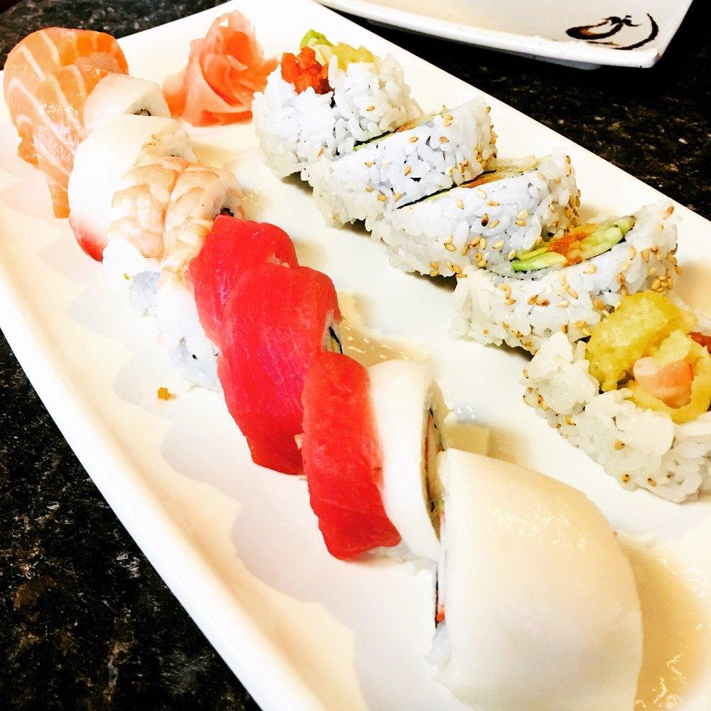 Mikado Sushi & Grill: 920 American Rd, Lansing, MI