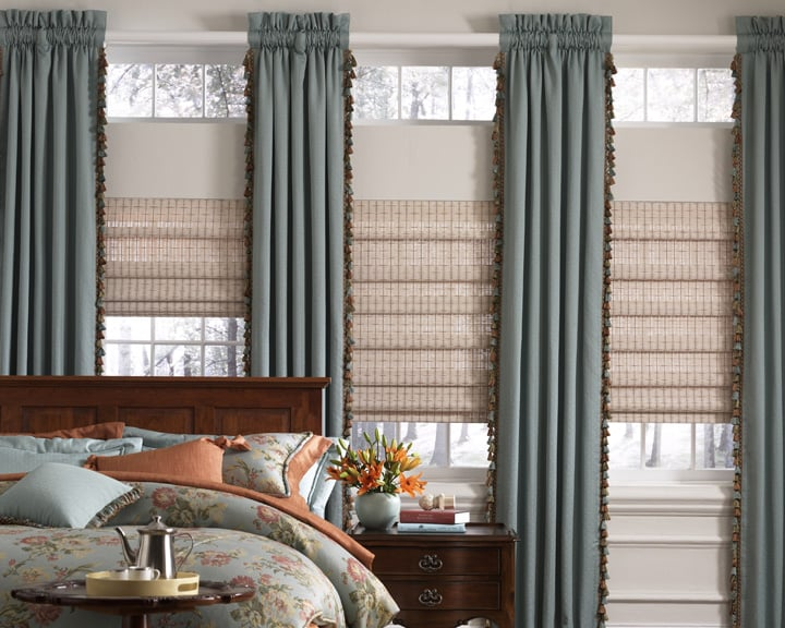 Roman Shades With Side Panels Yelp
