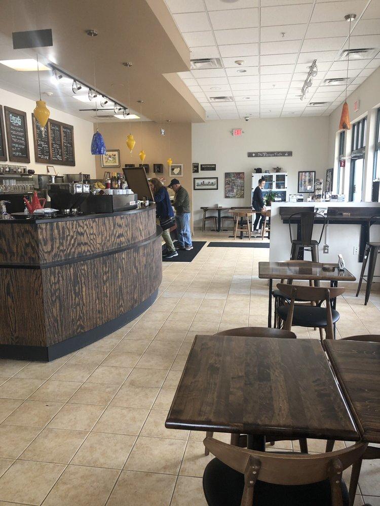 The Vintage Cafe: 246 Main St, Hudson, MA
