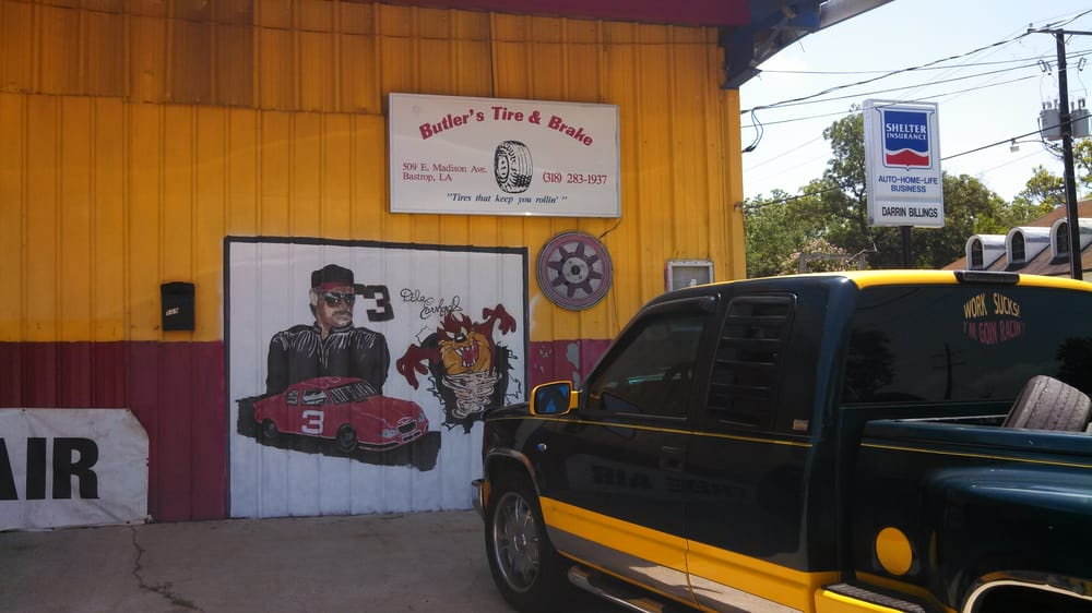 Butler's Used Tires: 509 E Madison Ave, Bastrop, LA