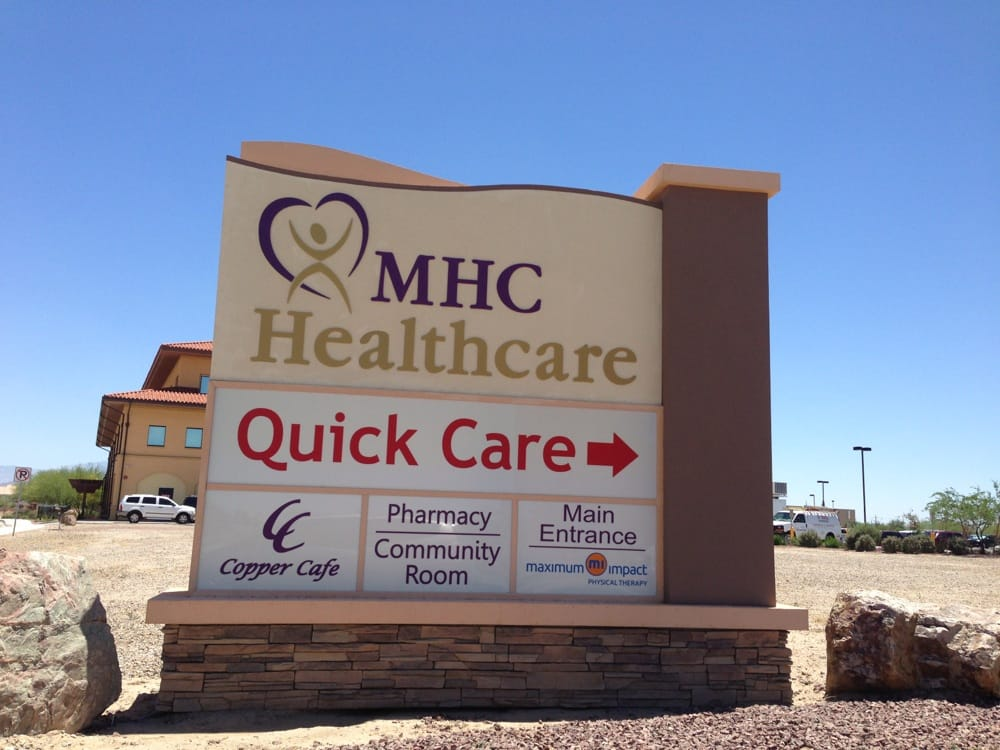 Marana Health Center: 13549 N Sanders Rd, Marana, AZ