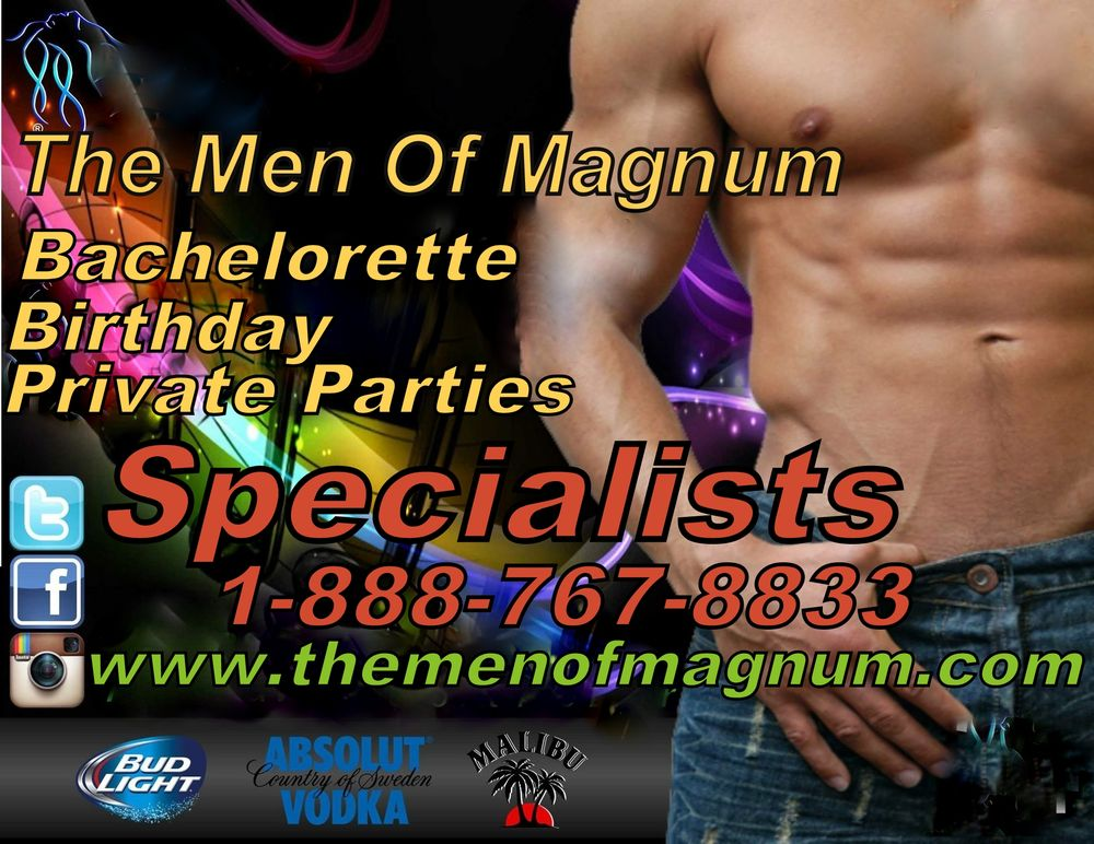 The Men of Magnum: 2017 S Chadwick St, Philadelphia, PA