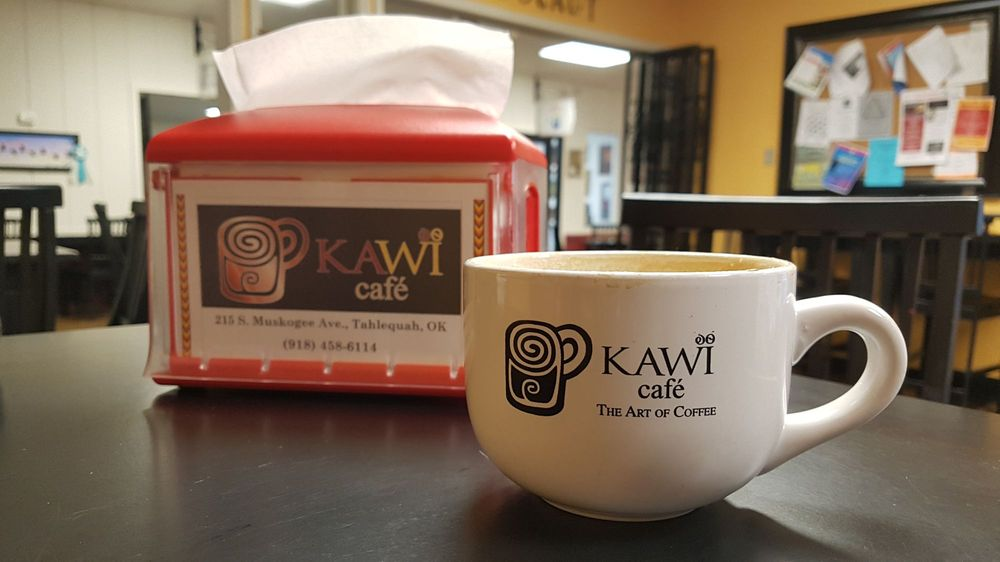 Social Spots from Kawi Cafe
