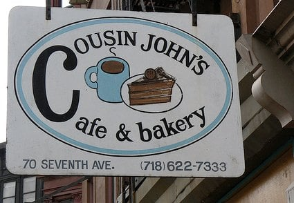Cousin John S Cafe And Bakery