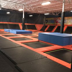 Photo Of Urban Air Adventure Park Mint Hill Nc United States Trampolines