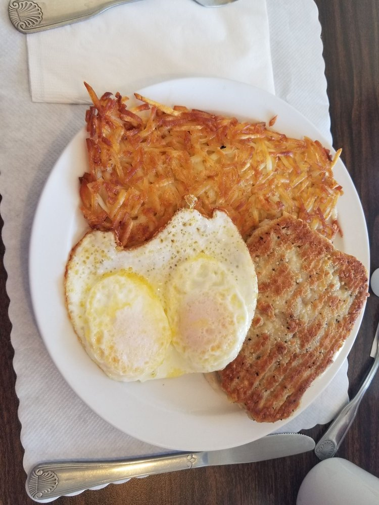 Pop's Diner: 520 Greenwood St, Junction City, OR
