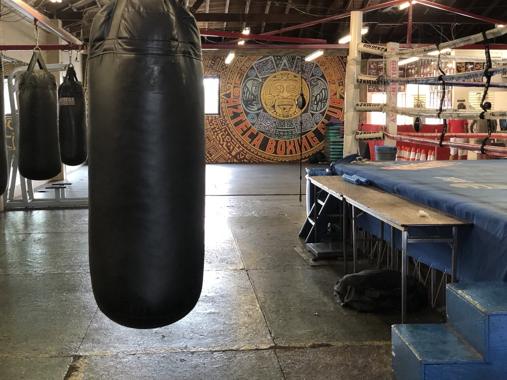 Azteca Boxing Club: 3817 Gage Ave, Bell, CA