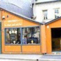 le chat qui p che gesloten 14 reviews frans 2 rue francs bourgeois rennes frankrijk. Black Bedroom Furniture Sets. Home Design Ideas
