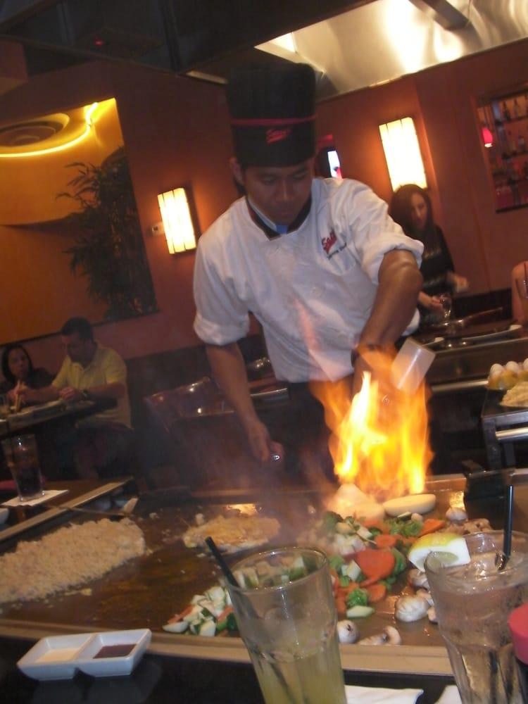 Photos For Saito Japanese Steakhouse