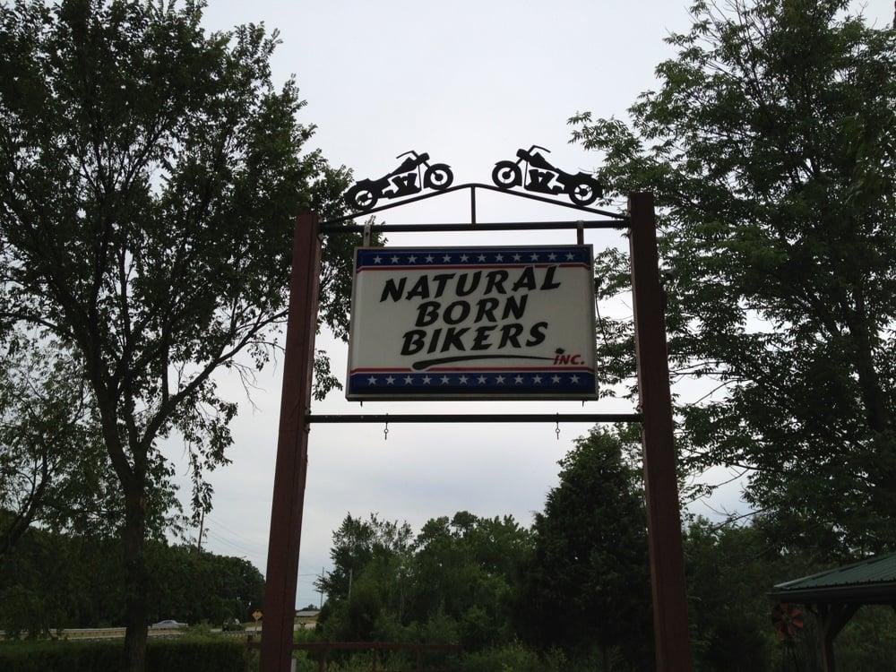 Natural Born Bikers: 2869 E 24th Rd, Marseilles, IL