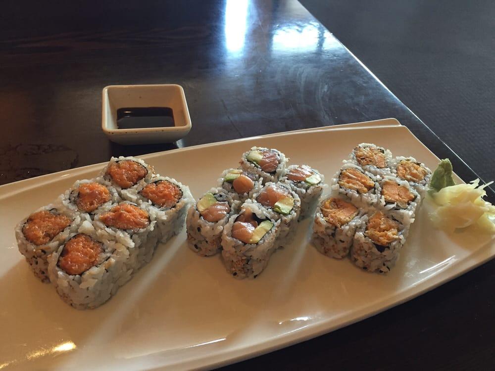 Amazing maki rolls yelp for Asia sushi bar and asian cuisine mashpee