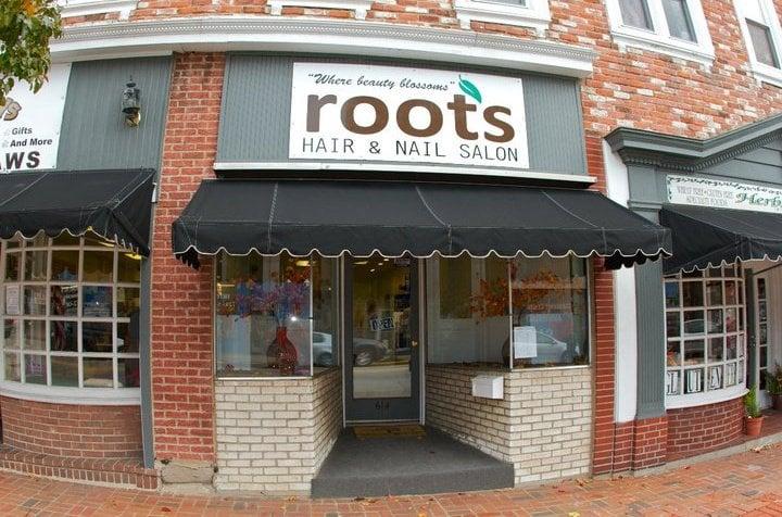 Roots Hair & Nail Salon: 614 W Main St, Mount Pleasant, PA