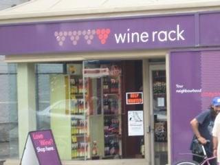 Wine Rack - Church and Wellesley