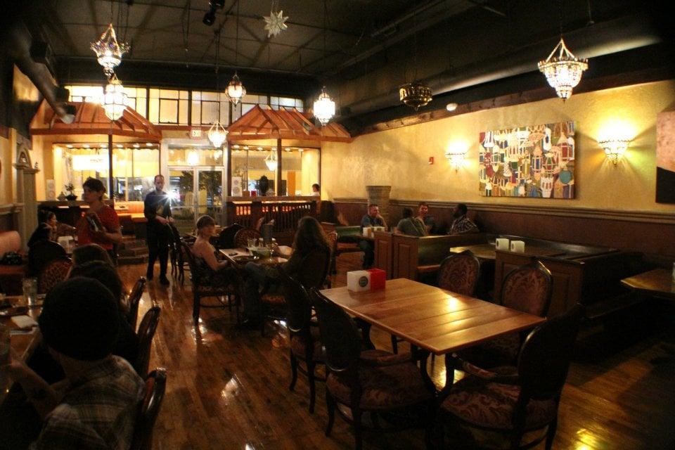 Wilmington Nc Mediterranean Restaurant