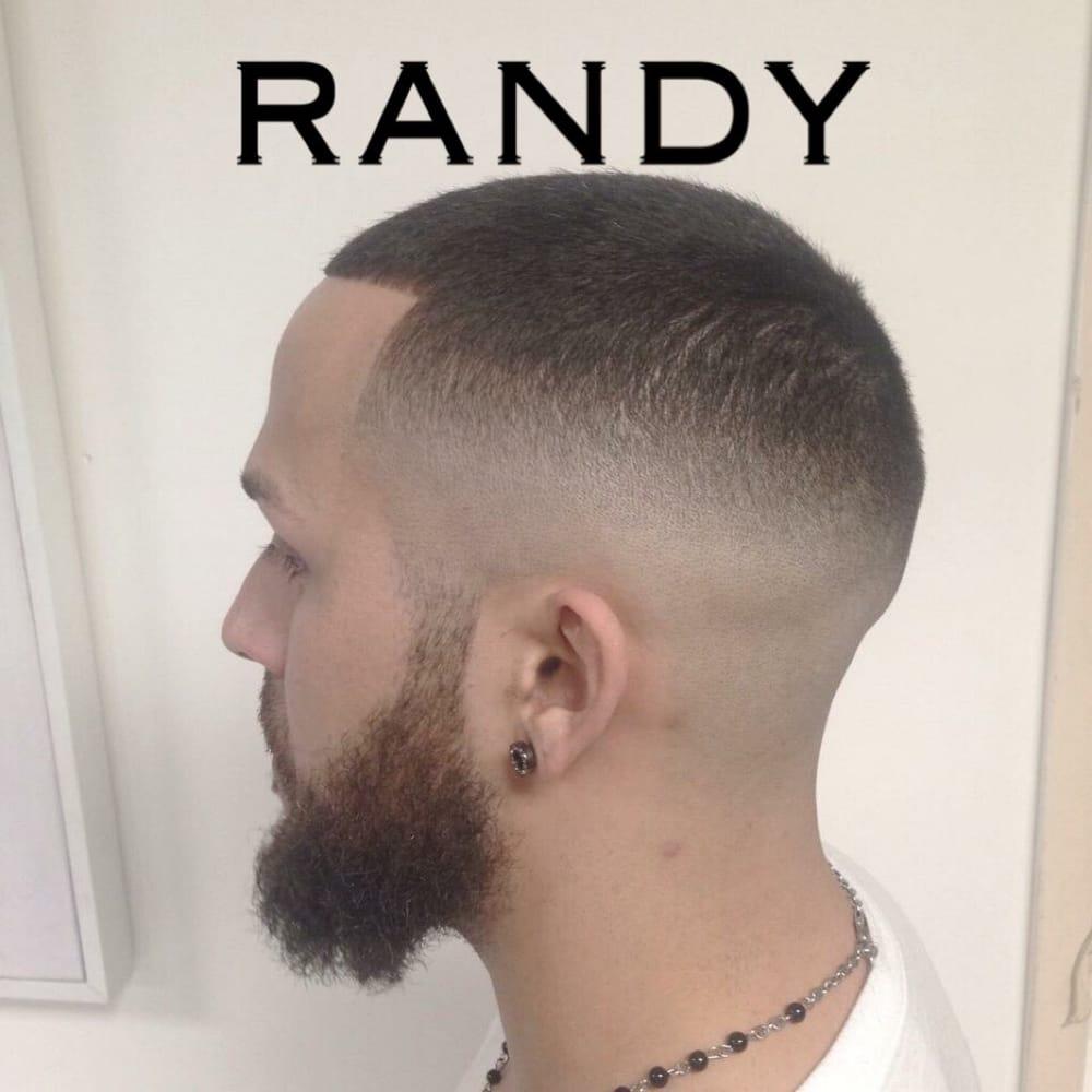 Mid skin fade (beard not done) - Yelp