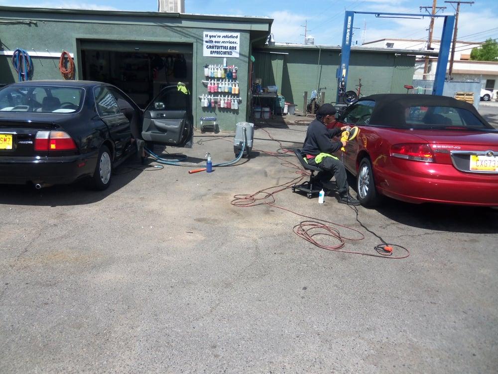 car interior cleaning albuquerque