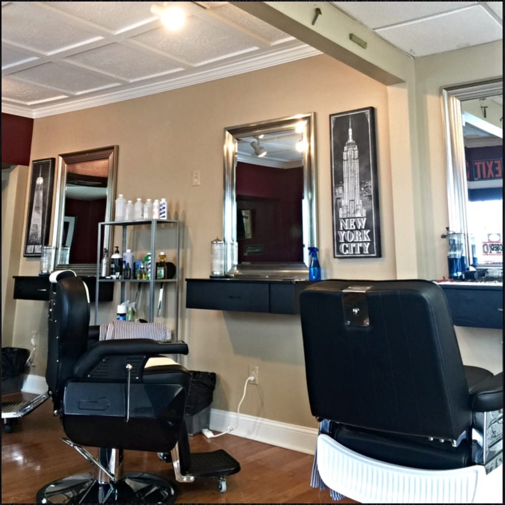 LJ's Barbershop  Lounge: 9 Main St, Chester, NJ