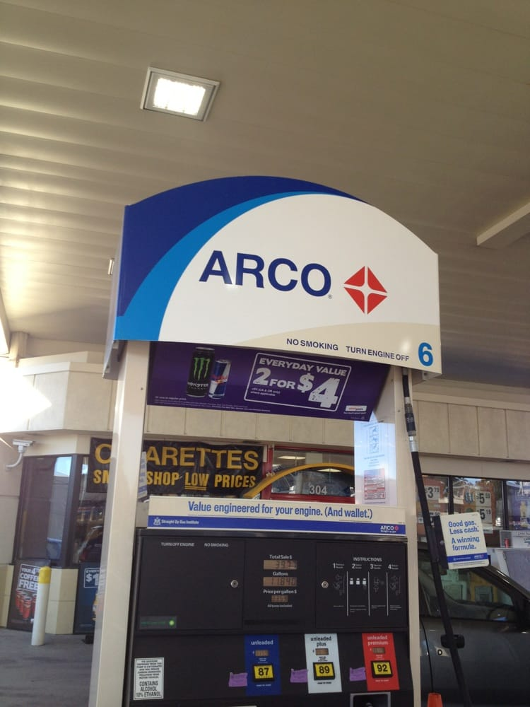 Arco/AMPM Station - Gas Stations - 304 NE Greenwood Ave, Bend, OR, United States - Yelp