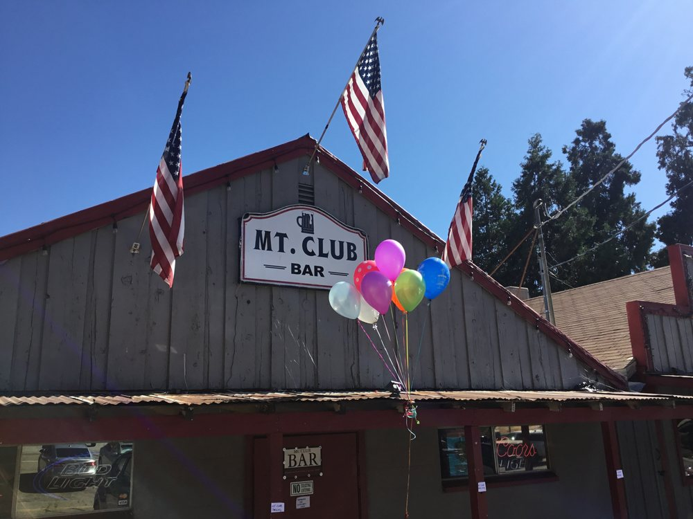 Mountain Club: Foresthill, CA