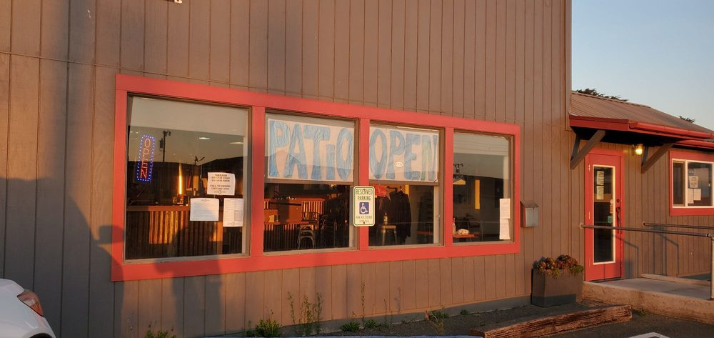 Overtime Brewing Company: 190 E Elm St, Fort Bragg, CA