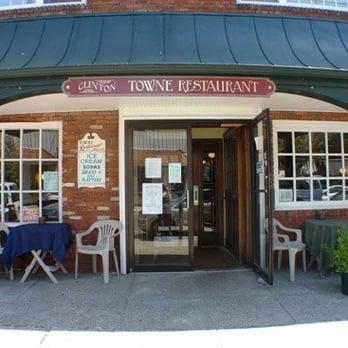 Towne Restaurant Clinton Nj