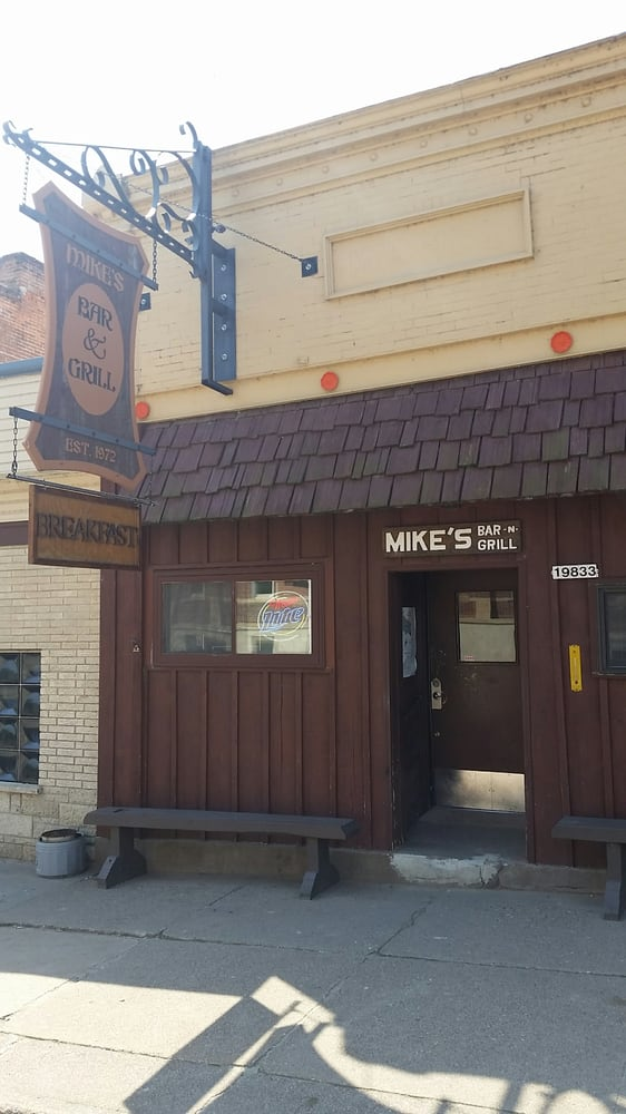 Mike's Bar and Grill: 19833 E Gale, Galesville, WI