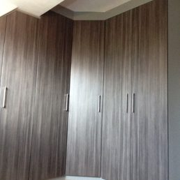 Photo Of Scribe Furniture   Chesterfield, Derbyshire, United Kingdom.  Fitted Corner Wardrobes Made
