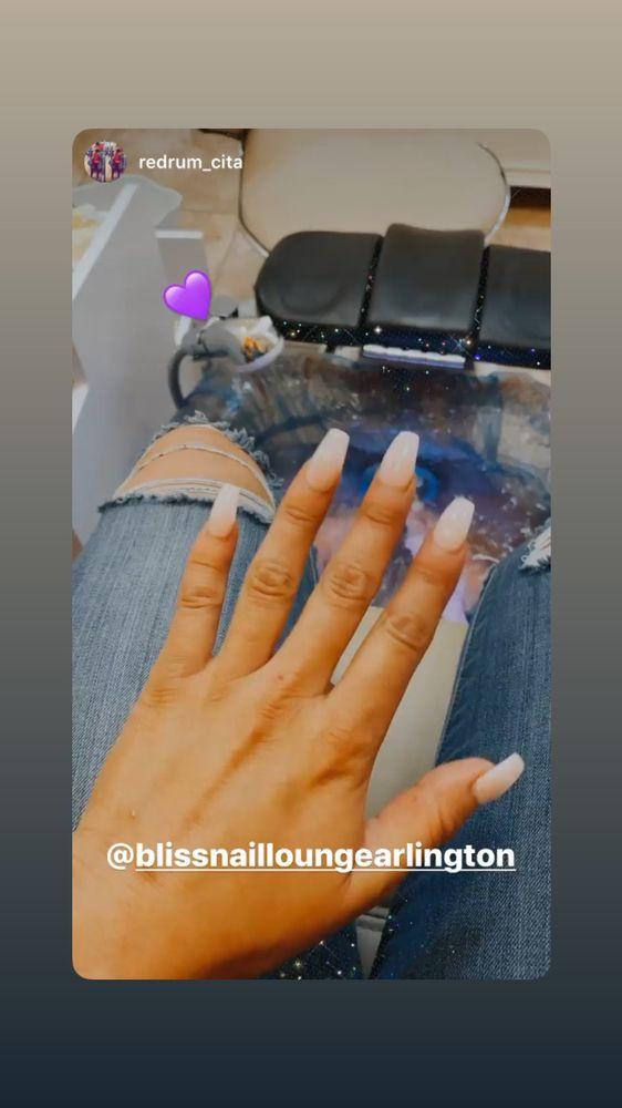 Bliss Nail Lounge: 2531 Wilson Blvd, Arlington, VA