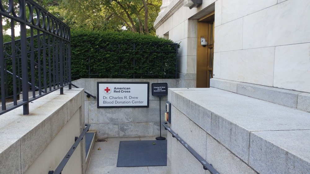 Photo of Dr. Charles R. Drew Blood Donation Center: Washington, DC, DC