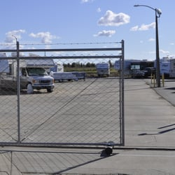 Roseville Rv Storage Self Storage 8555 Washington Blvd