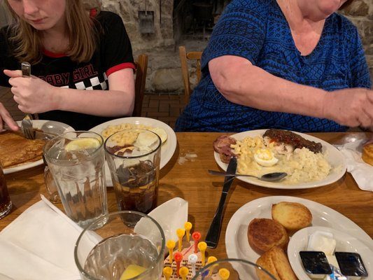 Cracker Barrel Old Country Store - 9330 E Independence Blvd