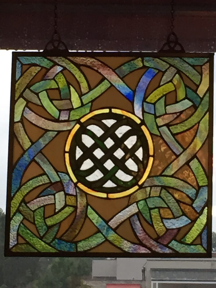 Celtic Stained glass - Yelp