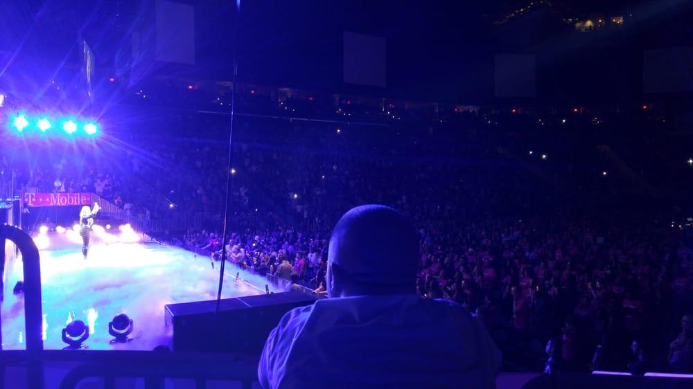View From Section 3 Row G Nicki Minaj 7 Apr 16 Yelp