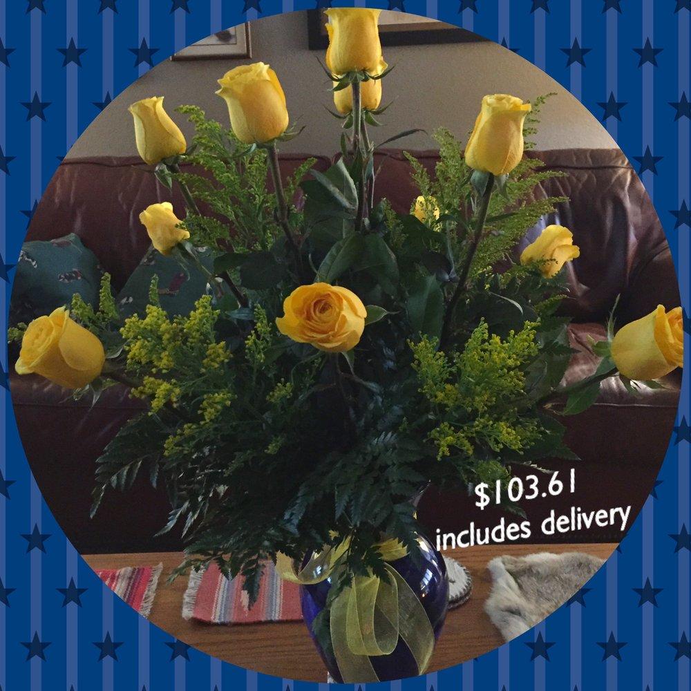 Heaven Scent Flowers & Gifts: 207 E Sanger St, Hobbs, NM