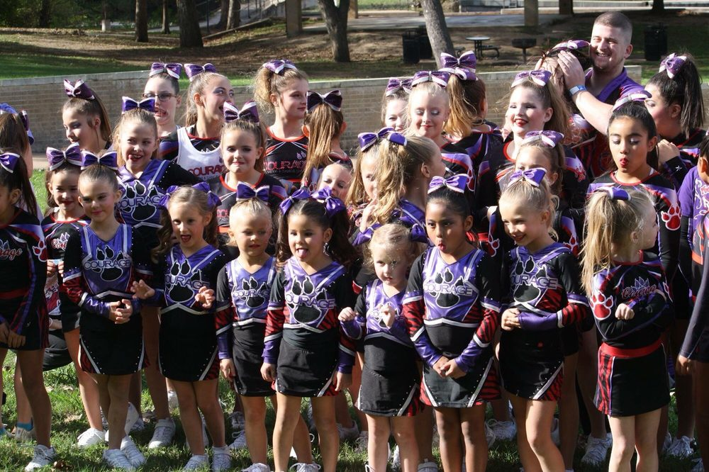 Courage Cheer and Dance: 134 Jonathan Dr, Liberty Hill, TX
