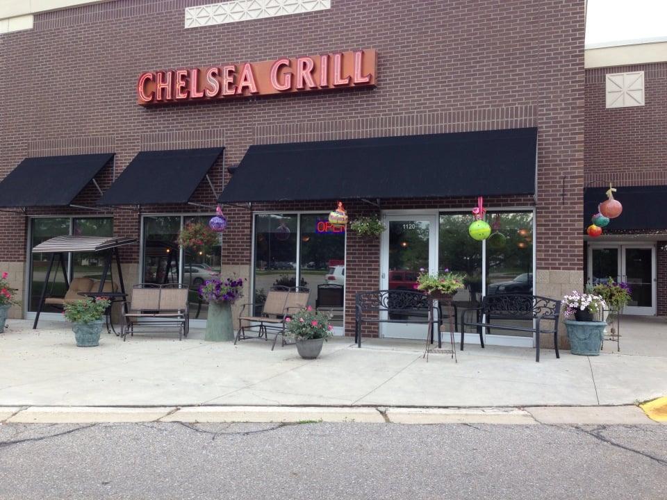 Restaurants Near Chelsea Mi