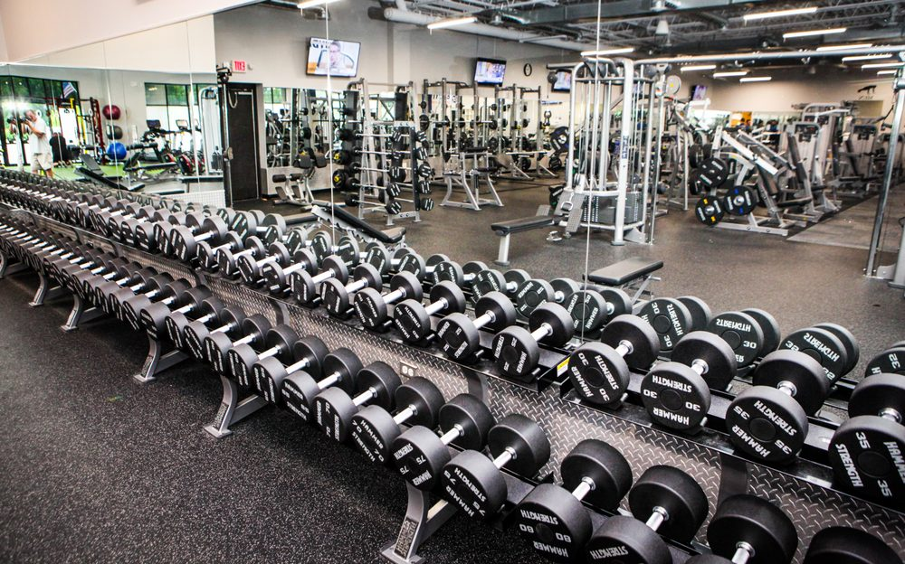 Fitness 120: 2192 Route 120, McHenry, IL