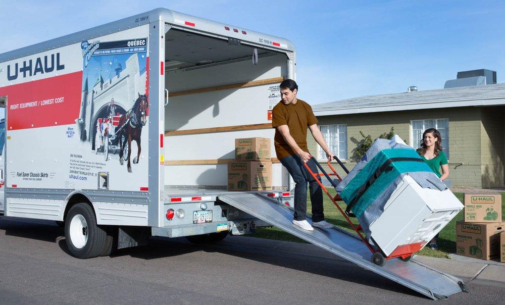 U-Haul Moving & Storage Of Chippewa: 2660 Constitution Blvd, Beaver Falls, PA