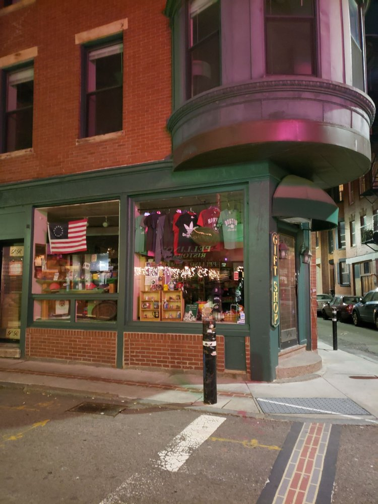 North End Gift Shoppe: 4 N Sq, Boston, MA