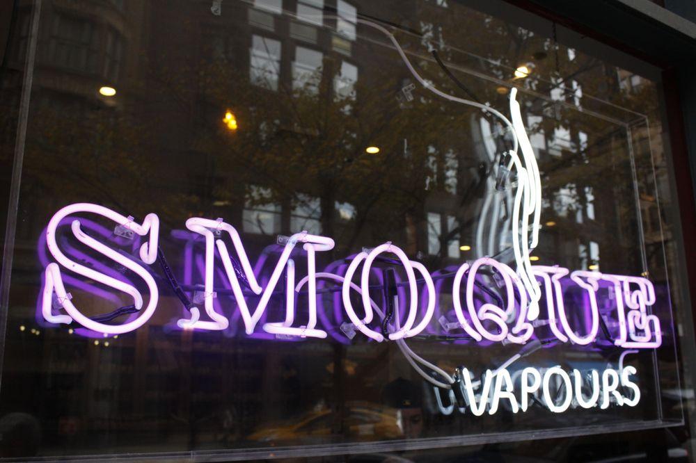 Smoque Vapours