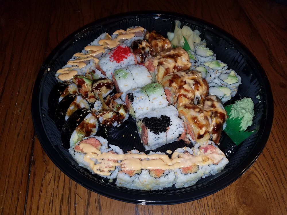 Best Choice Sushi: 866 Rt 33, Hamilton Township, NJ