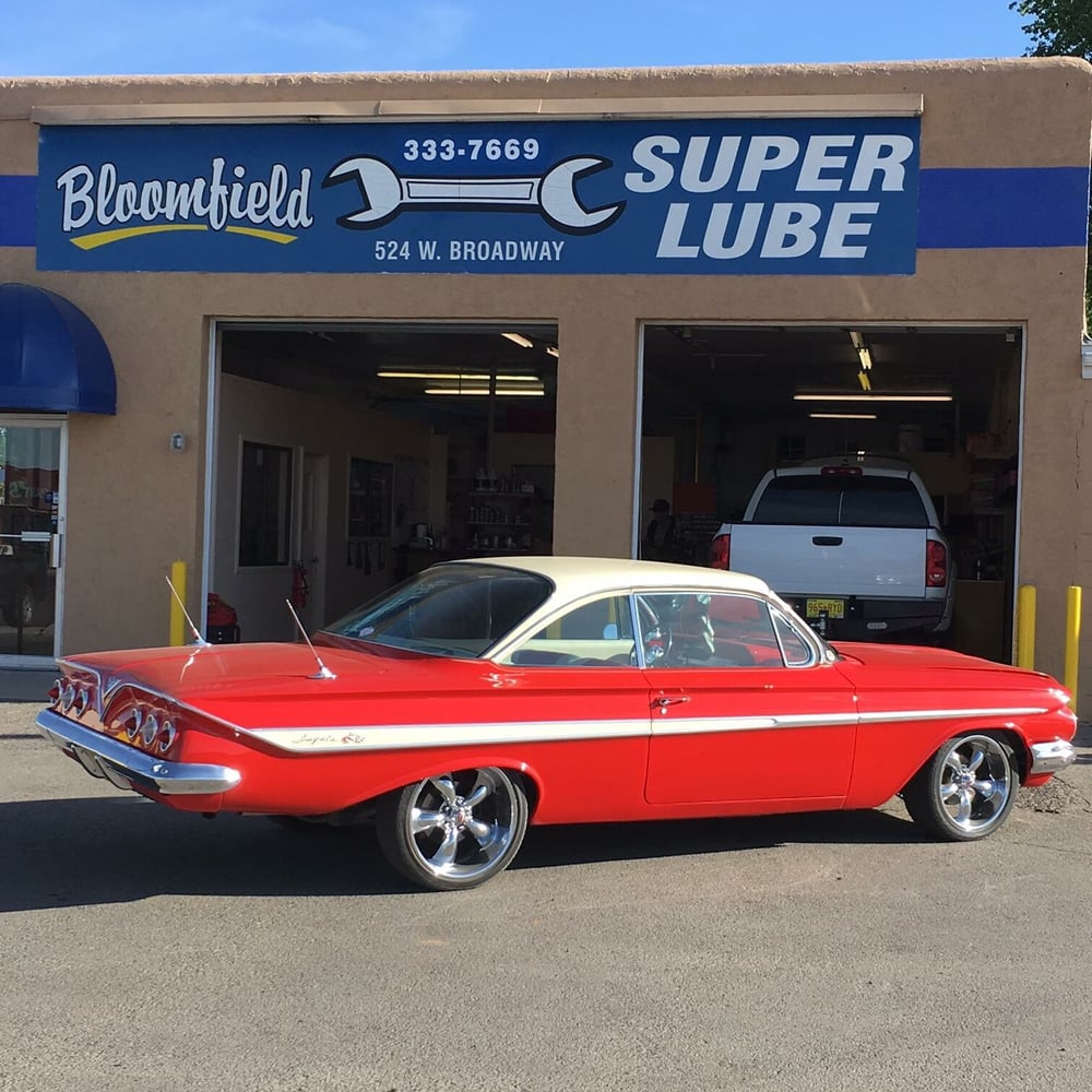 Bloomfield Super Lube: 524 West Broadway Ave, Bloomfield, NM