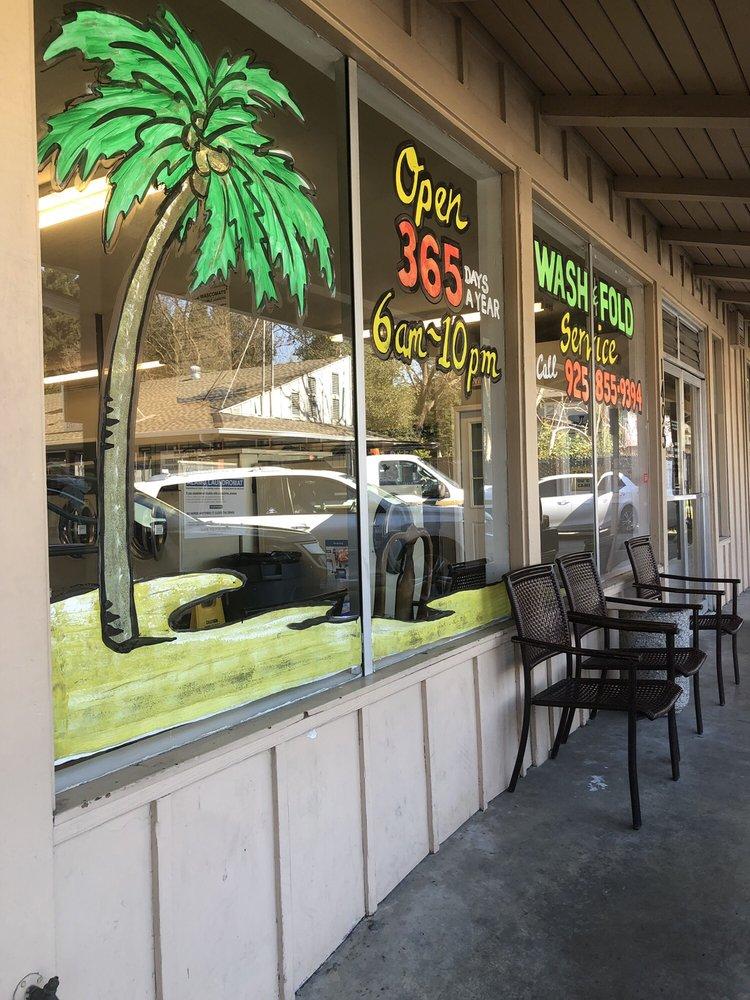 Alamo Laundromat: 1495 Danville Blvd, Alamo, CA