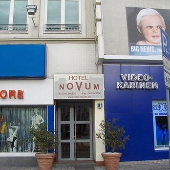 Telefonnummer Hotel Novum Hamburg