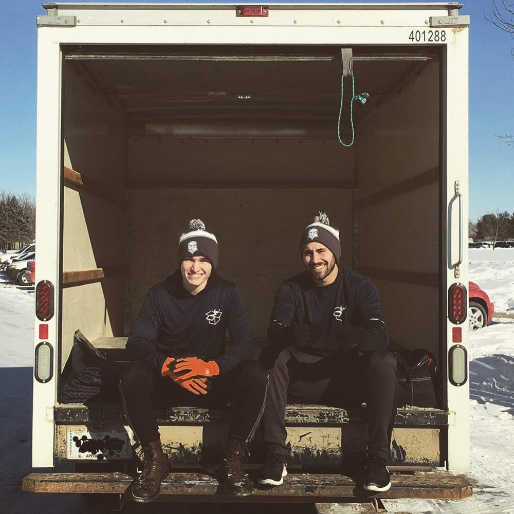 The College Moving Crew: 1900 NW 4th St, Ankeny, IA