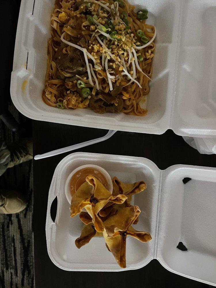 Thai House Buffet & Sushi Bar: 718 Bultman Dr, Sumter, SC
